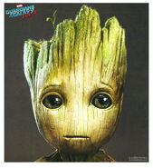 Baby Groot concept art 4