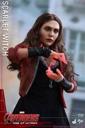 Scarlet Witch Hot Toys 1