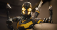 Ant-Man vs Yellowjacket