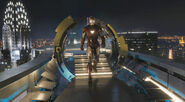 Iron man in the avengers movie-HD-1-