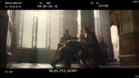 Marvel's Thor The Dark World - Deleted Scene 5