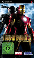 IronMan2 PSP DE cover