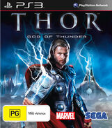 Thor PS3 AU cover