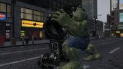 Hulk vs Talbot