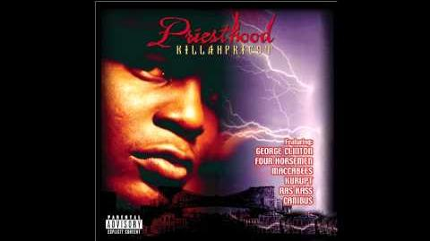 """Killah Priest - """"Heat of the Moment"""" Official Audio"""