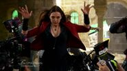 Scarlet Witch BTS 1