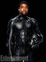 Black Panther EW Promo