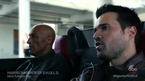 Ward Takes a Drive - Marvel's Agents of S.H.I.E.L.D. Season 3, Ep