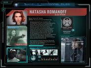 S.H.I.E.L.D. files Romanoff