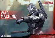 War Machine Civil War Hot Toys 9