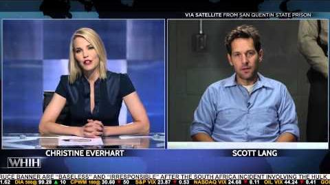 WHIH EXCLUSIVE Scott Lang Interview