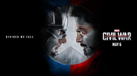 "The Civil War Begins – 1st Trailer for Marvel's ""Captain America Civil War"""