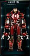 IM Armor Mark XXXV
