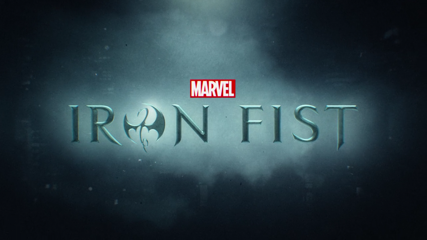 Image result for iron fist title card