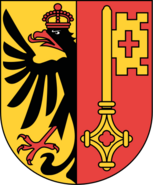 Coat of arms of Geneva
