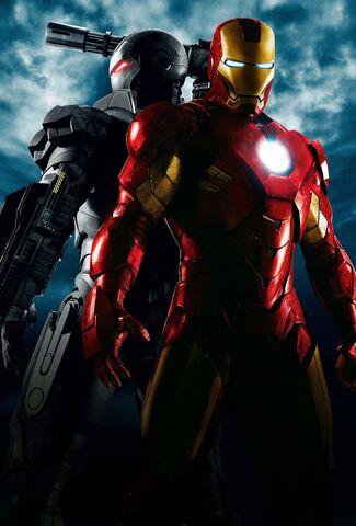 File:Iron Man and War Machine.jpg