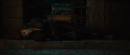 Widow unconscious