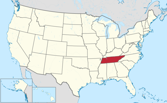 File:Map of Tennessee.png