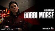 Introducing Bobbi Morse