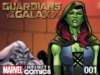 GotG Prequel Cover