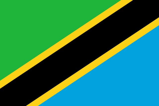 File:Flag of Tanzania.png