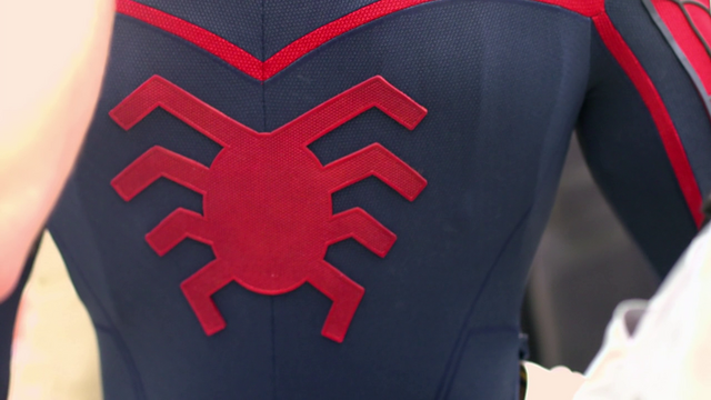 File:Spider-Man's Spider Emblem (The Making of CACW).png