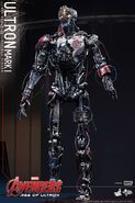 Ultron MK1 Hot Toys