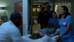 Claire Hand Patient