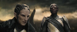 Malekith and Algrim
