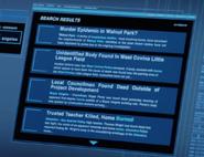 Ghost Rider Murders