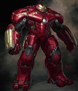 Hulkbuster Concept 1
