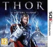 Thor 3DS IT cover