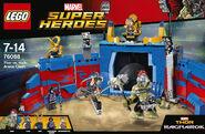 Thor Ragnarok Lego Set 1