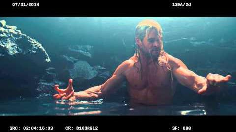 Norn Cave Deleted Scene - Marvel's Avengers Age of Ultron