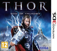 Thor 3DS EU Cover