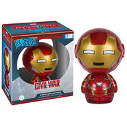 CW Dorbz Iron Man