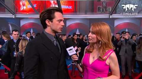Sebastian Stan Talks Winter Soldier in Marvel's Captain America Civil War