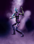 Marvel Legends GotGV2 Nebula