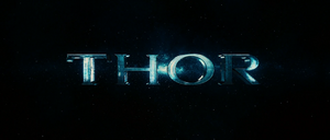 Thor Title Card (2011)