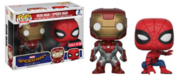 Iron Man Spider-Man Funko Pop