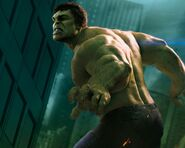 Hulk Avenger