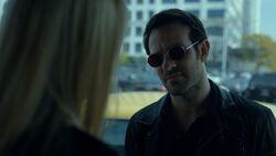 Murdock loses Claire