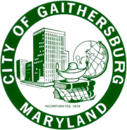 Seal of Gaithersburg