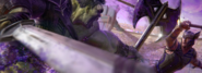 Hulk x Thor Gladiators Concept Full