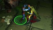 Cap vs King Cobra