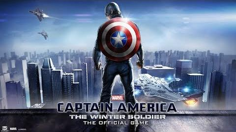 Marvel's Captain America The Winter Soldier - The Official Game - Trailer 2