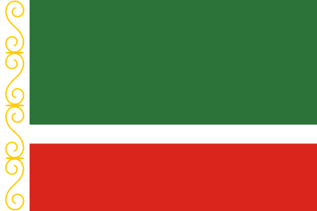 File:Flag of Chechnya.png