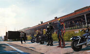 IM3 Concept Art Parked Armors