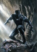 Black Panther Suit Earth-61615