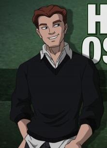Harry Osborn (Excel)